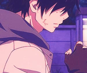 gif, rin, and ao no exorcist image