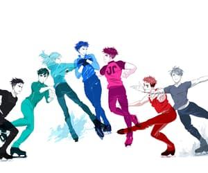 anime, masculinity, and yuri plisetsky image
