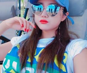 le, exid, and ahn hyojin image