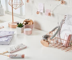 aesthetic, copper, and decor image