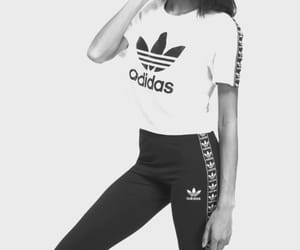 adidas, dresses, and mode image