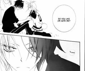 fantasy, manga, and romance image