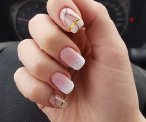 nails, nailsart, and ombre image
