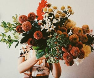 beautiful, flowers, and boho image