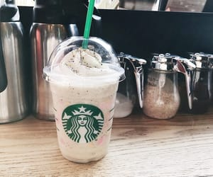 drink, frappucino, and earl gray image