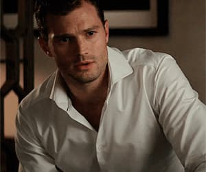gif, christian grey, and fiftyshades image