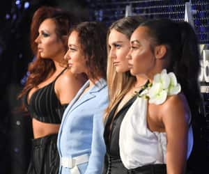 red carpet, jesy nelson, and perrie edwards image