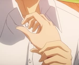 aesthetic, hand, and hands image