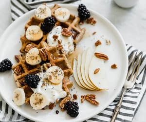 breakfast, food, and pumpkin image