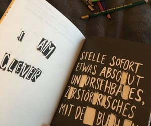 book, cut, and draw image