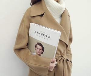 fashion, indie, and coat image
