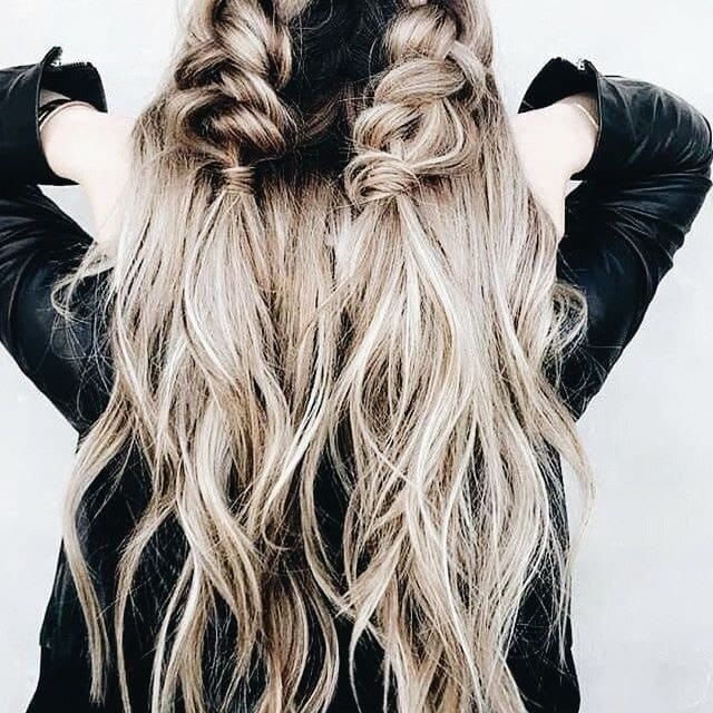 Zodiac Sign Prom Hairstyle On We Heart It