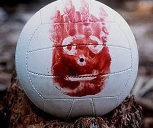 wilson, Cast Away, and ball image