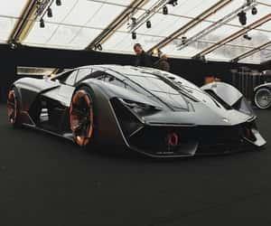 Lamborghini, luxury, and terzo millennio image