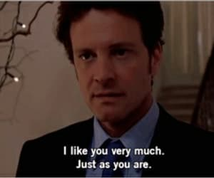 love, bridget jones, and Colin Firth image