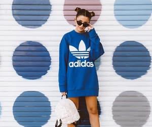adidas, moda, and deportiva image