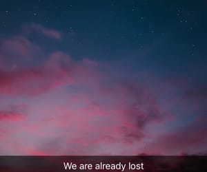 alone, lost, and pinksky image