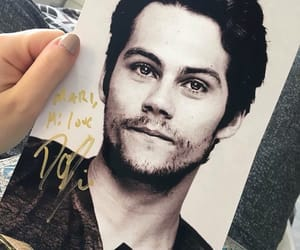 draw and dylan o'brien image