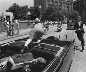 1963, Dallas, and preto e branco image