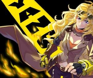 anime, yang, and anime girl image