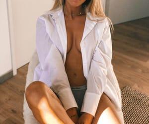 fashion, underwear, and girl image