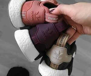 adidas, basket, and chaussures image