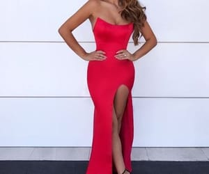 red dress, fashion perfect, and inspo inspiration image