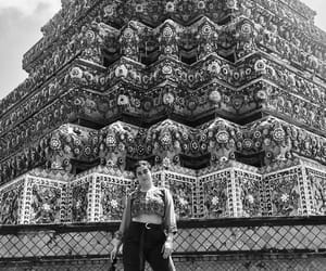 black, grey, and Temple image