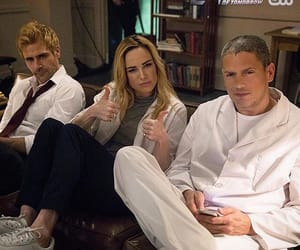DC and legends of tomorrow image