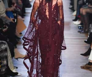 design, fashion, and ellie saab image