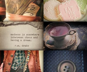 aesthetic, alice in wonderland, and cool image