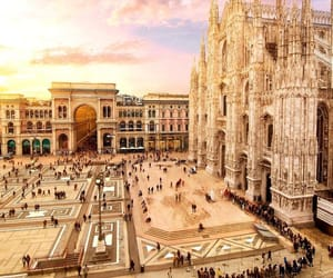 architecture, city, and italia image