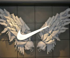 harrods, london, and nike image