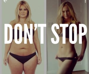 fitness, workouts, and dontstop image