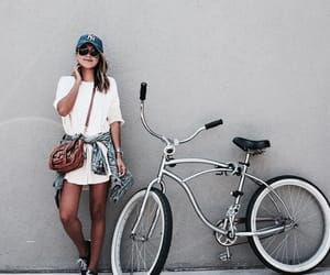 article, bike, and summer image