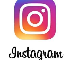 Logo, instagram, and social media image