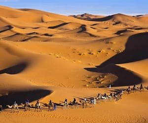 morocco, sahara desert, and Sahara image