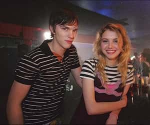 skins, cassie, and nicholas hoult image