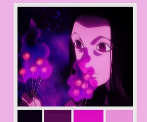 anime, hxh, and illumi zoldyck image