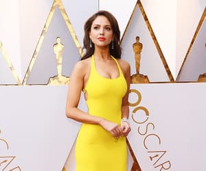 oscars, dress, and red carpet image