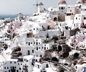 beach, expensive, and Greece image