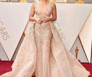 celebrities, oscars, and red carpet image