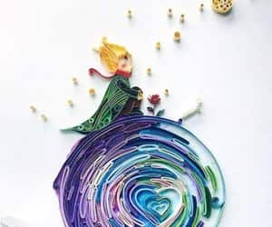 art, beautiful, and the little prince image