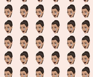 background, funny, and kim image