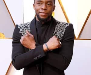 Academy Awards, black panther, and Marvel image