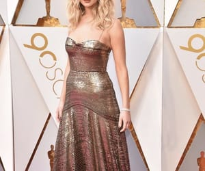 beauty, oscars, and outfit image