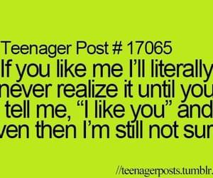 teenager post, me, and true image