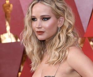 Jennifer Lawrence and the oscars image