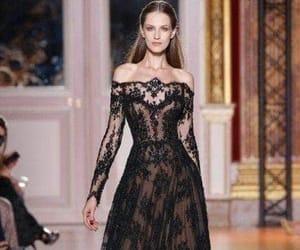 beautiful, dress, and fashionable image