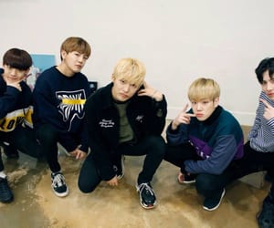 ace, Chan, and junhee image
